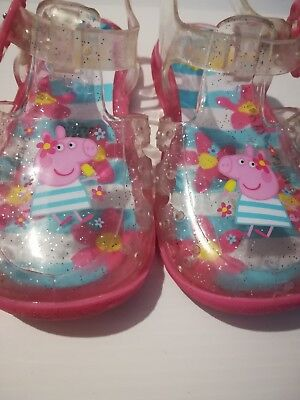 27e9b31b1047 GIRLS INFANT PEPPA Pig Pink Zip Up Smart Casual Winter Ankle Boots ...