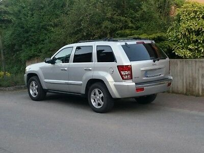 Jeep Grand Cherokee WH 3.0 CRD Limeted Inspection neu gemacht