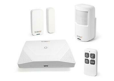 Technaxx Wifi Smart Alarmsystem Starter-Kit Tx-84