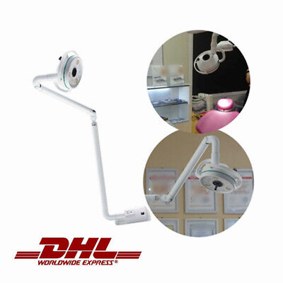 Bright Rigid 12 Holes Wall Mounted Type LED Surgical Operating Auxiliary Lamp