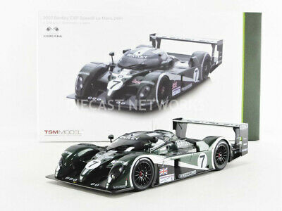 Constructor Models - 1/18 - Bentley Speed 8 - Winner Le Mans 2003 - Bl1046