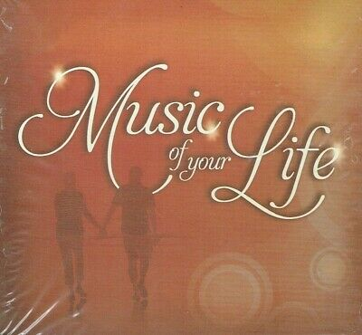 Music of Your Life  Time Life 10 CD Box Set New Free Shipping