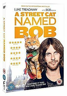 A Street Cat Named Bob [DVD] [2016] by Roger Spottiswoode | DVD | condition good