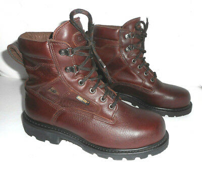 7232d1cc23c ROCKY MENS RANGER Steel Toe Insulated Gore-Tex Vibram Work Boots ...