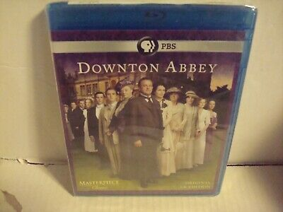 Masterpiece: Downton Abbey - Season 1 (Blu-ray Disc, 2011, 2-Disc Set) NEW