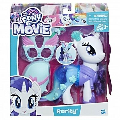 Official My Little Pony Snap on Fashions Rarity **NEW**