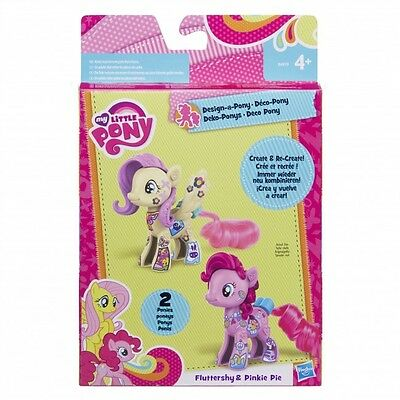 Official My Little Pony Design A Pony Style Kit **NEW**