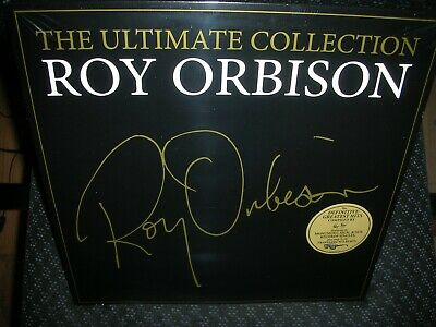 ROY ORBISON **Ultimate Collection **BRAND NEW RECORD LP VINYL