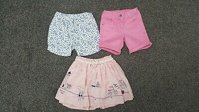 Clothes, Shoes & Accessories Next 18-24 Months Girls Shorts
