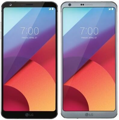 LG G6 64GB GSM Unlocked 4G LTE Android Smartphone SHADOW LCD