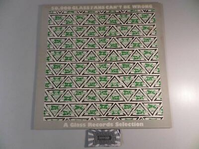 50,000 Glass Fans Can't Be Wrong - A Glass Records Selection [Vinyl, LP, GLALP 0