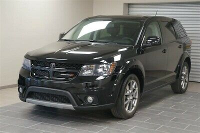 2017 Journey GT NAVIGATION 3RD ROW SEATS LEATHER WARRANTY 2017 DODGE JOURNEY GT NAVIGATION 3RD ROW SEATS LEATHER WARRANTY 19,937 Miles Bla