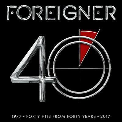 Foreigner - 40 (CD Used Very Good)