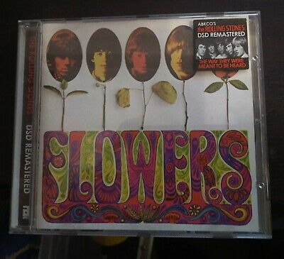 The Rolling Stones ‎– Flowers CD Remastered 2002 ABKCO ‎– 882 328-2