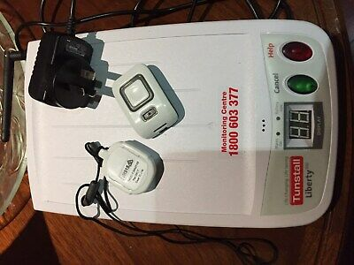 medical alarm Tunstall liberty 300