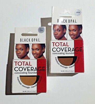 Black Opal Total Coverage Concealing Foundation (choose shade)