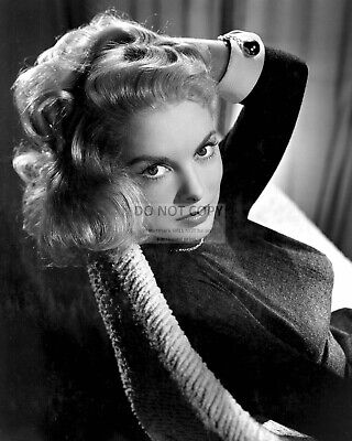 Actress Janet Leigh - 8X10 Publicity Photo (Fb-343)