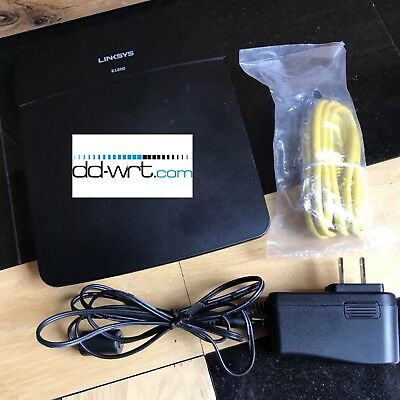 CISCO LINKSYS E1200 300 Mbps 4-Port 10/100 Wireless N Router
