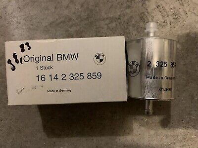 Oem New Originsl BMW Motorcycle Fuel Filter 16 14 2 325 859
