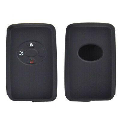 For Toyota Avalon Auris Camry Corolla Yaris Silicone Remote Key Case Fob Cover