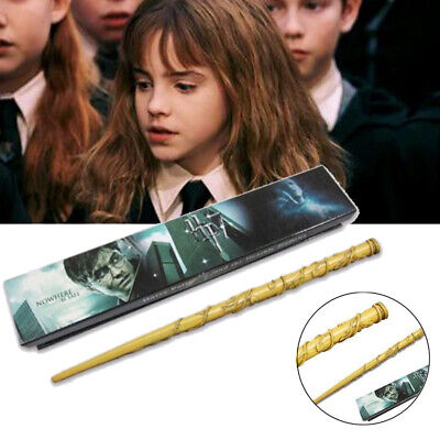Harry Potter Magic Wand Hermione Magical Stick Gift Box Pack Cosplay Collection