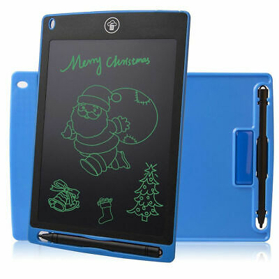 """Electronic Graphic inch Digital 9.7"""" Writing Tablet Notepad 8.5"""" Pad Drawing LCD"""
