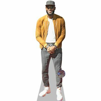 cd3ab2c946a LEBRON JAMES - Life-Size Officially Licensed NBA Removable Wall ...