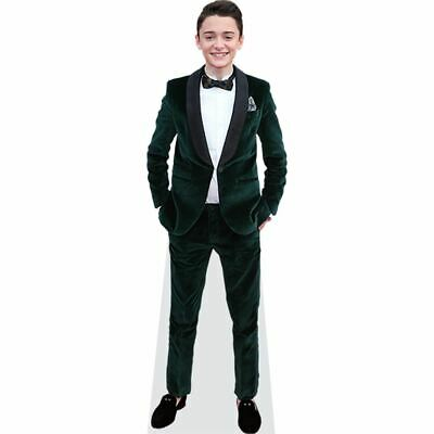 lifesize Standee. Blues Suit Cardboard Cutout Noah Centineo