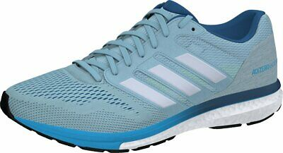 wholesale dealer eac6c 178d4 adidas Adizero Boston Boost 7 Mens Running Shoes - Blue B37380 Various sizes