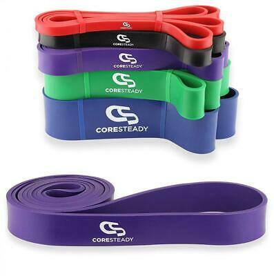 Coresteady Resistance Bands | Assisted Pull Up Band | Exercise Workout for...
