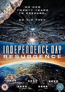 Independence Day: Resurgence [DVD] by Roland Emmerich | DVD | condition new