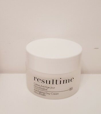 RESULTIME Crème Anti-Âge Jour micro-elastine 50 ml