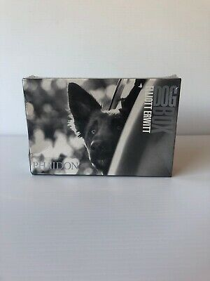 The Dog Box By Elliot Erwitt Postcards 1998 *Brand New Sealed* Phaidon