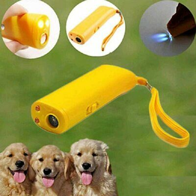 Ultrasonic Dog Puppy Anti Bark No Stop Barking Control Training Device For Dogs