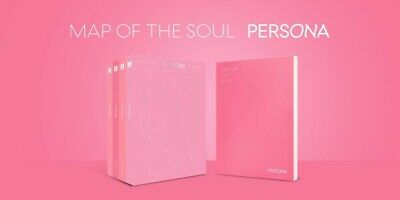 [PRE-ORDER] BTS Map of the Soul: Persona SET of 4 albums