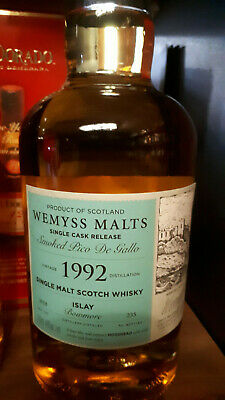 Wemyss Bowmore Single Malt Scotch Whisky 26 Jahre 46% vol. - 0,7 Liter