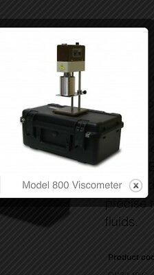 Model 800 OFITE 8-speed viscometer with case