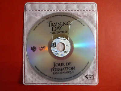 Training Day DVD Disc ONLY Bilingual