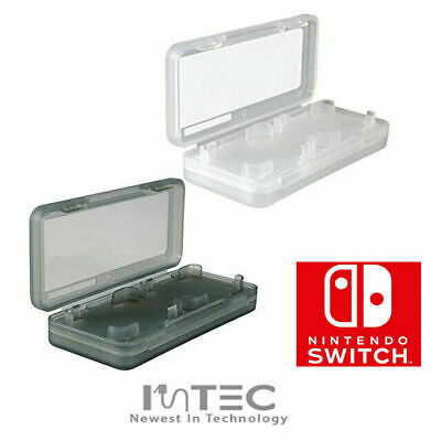 4 Game Card Cartridge Case Holder Storage Box for Nintendo Switch