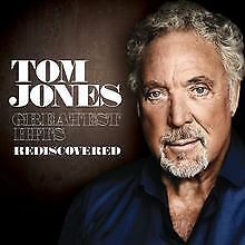 Greatest Hits Rediscovered by Tom Jones | CD | condition very good