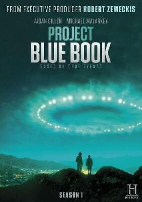 PROJECT BLUE BOOK (Region 1 DVD,US Import,sealed *PRE-ORDER*)