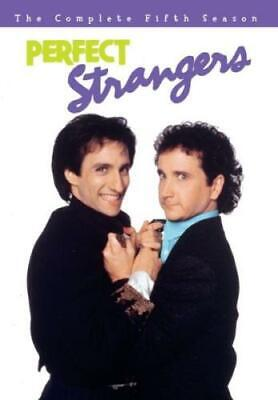 PERFECT STRANGERS: THE COMPLETE FIFTH SEASON (Region 1 DVD,US Import,sealed.)