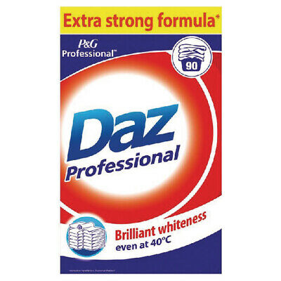 Daz Regular Washing Powder 90 Washes 4084500960091