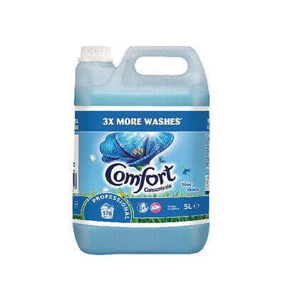 Comfort Professional Concentrated Fabric Softener Original 5L (Pack of 2) 750852