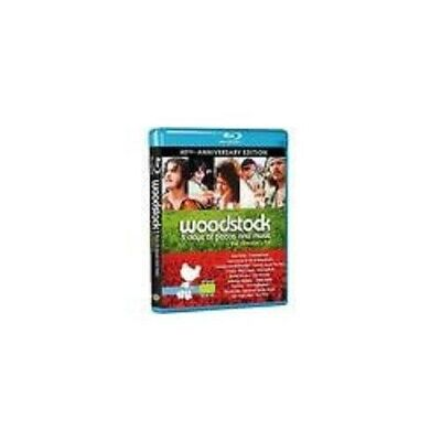 Woodstock [Director's Cut] [40 (Blu-ray Used Very Good) BLU-RAY/WS/40th Anniv. C