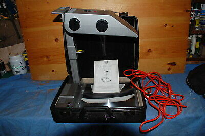 Liesegang Trainer Portable E (typ636) Overhead Projector in case