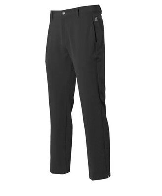 b258dc6b92a77 *NEW WITH TAGS* Adidas Mens Ultimate 365 Regular Fit Golf pants Black- MSRP  $80