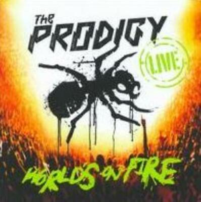 Prodigy: Worlds On Fire (Cd)