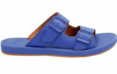 7f2c0f920be CLARKS Womens Paylor Open Toe Casual Slide Sandals