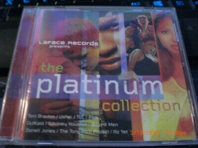 The Platinum Collection [La Face] by Various Artists (CD, Nov-2000, LaFace) VG++